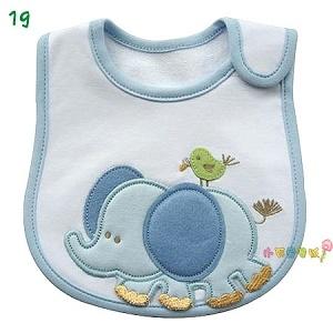 Cotton Baby Bibs