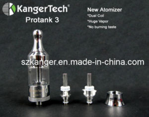 Most Fashionable E Cigarette Vaporizer Mini Protank 3 Glass Clearomizer pictures & photos