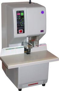 Automatic Bill Binding Machine (JT-150)