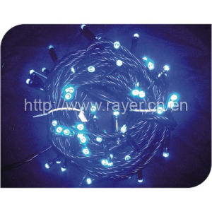 Blue Decorative LED String Light for Garden and Christmas Decoration pictures & photos