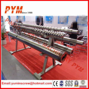 Low Price Screw and Barrel for Extrusion (45/90) pictures & photos