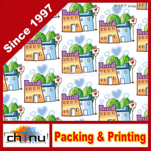 Custom Imprint Warpping Paper (4127) pictures & photos
