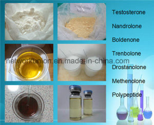 99.3% High Purity USP Testosterone Enanthate for Bodybuilding pictures & photos