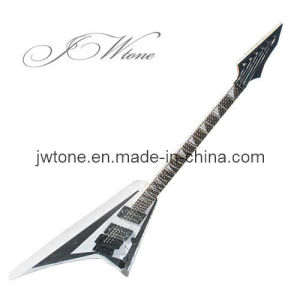 Flying V Custom Quality Electric Guitar pictures & photos