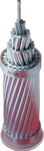 Aluminum Conductors Steel Reinforced ACSR-Wolf pictures & photos
