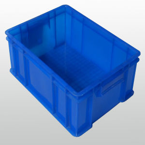 L410xw300xh150mm Plastic Tool Container for Stacking pictures & photos