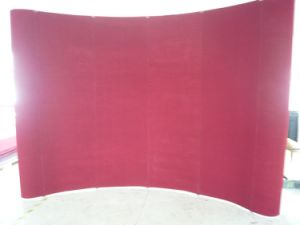 Fabric Pop up Display (UP8-4)