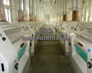 Europe Standard Quality Wheat Flour Mill pictures & photos