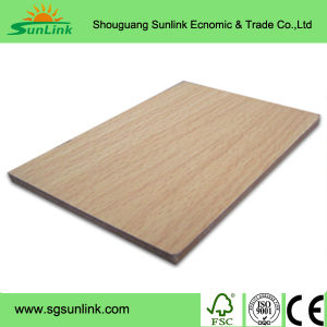 Birch Faced MDF From China Manufacturer with Best Price pictures & photos