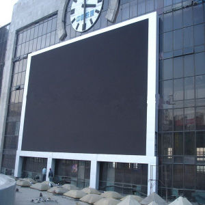 Advertising LED Video Wall P10 pictures & photos