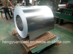 Z160 0.19/1000mm Zero Spangle Hot DIP Galvanized Steel Coil Gi pictures & photos