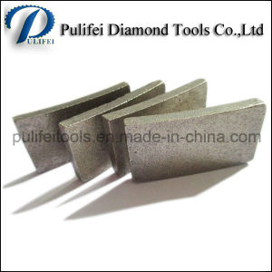 Diamond Gang Saw Band Saw Marble Cutting Segment pictures & photos