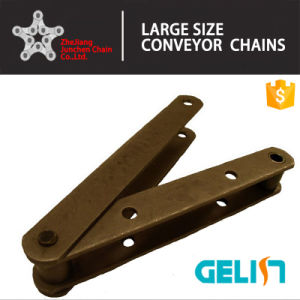 81X High Quality Stainless Steel Carbon Steel Lumber Conveyor Chain for Wood pictures & photos