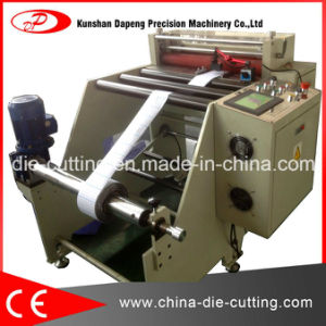 Roll Sheet Cutting Machine for Paper, Foil, Embroidery Backing pictures & photos