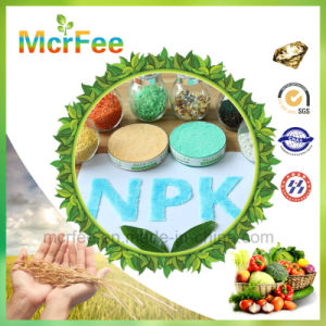 High Quality Inorganic Compound NPK Fertilizer 20-20-15 with Factory Price pictures & photos