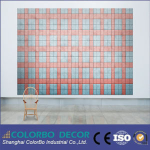 Customization Wood Wool Acoustic Panel pictures & photos