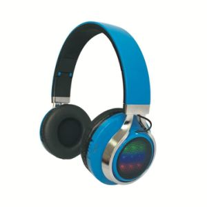 Foldable Wireless Bluetooth Stereo Headset Headphones Handsfree Mic for Samsung/iPhone Smart Phones pictures & photos