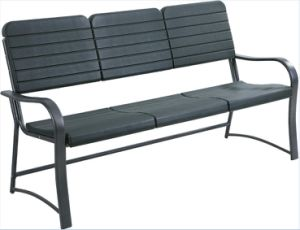 Blow Molding Public Seating Bench (GYY-158) pictures & photos