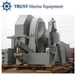 Marine Hydraulic Ship Capstan Fishing Boat Anchor Winch pictures & photos