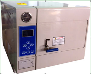Pulse Vacuum Desktop Steam Sterilizer - (TM-XD35DV/TM-XD50DV) pictures & photos