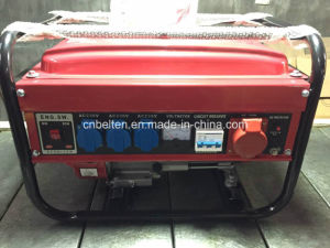 2kw Three Phase Gasoline Generator pictures & photos