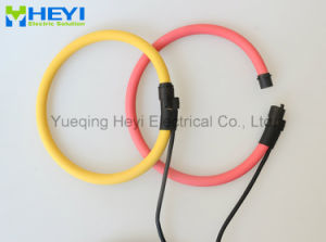 Flexible Rogowski Coil Rope CT (FRC-420 / current range 1-3000A) with Oscilloscope Connector pictures & photos