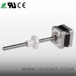Linear Hybrid Stepper Motor Hl353 with Lead Screw pictures & photos