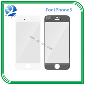 Black White Front Screen Outer Glass Lens for iPhone 5g Whole Sale pictures & photos