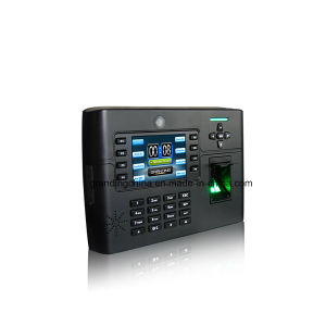 Fingerprint Time Attendance with Large Capacity (TFT900) pictures & photos