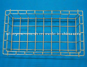 Stainless Steel Sterilize Cleaning Storage Wire Basket pictures & photos