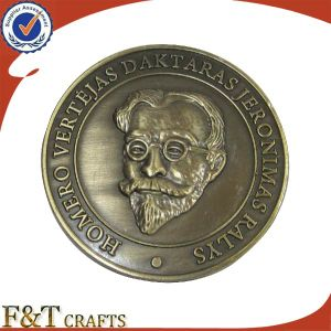 Promotion Cheap Custom Metal Coin with Make Your Own pictures & photos