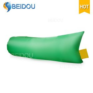 Single Mouth Beach Air Lounge Lazy Beds Laybag Bean Bag Inflatable Air Sofa Bed Sleeping Bags
