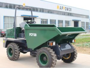 4WD 3.0ton Fcy30 Dump Tipper pictures & photos