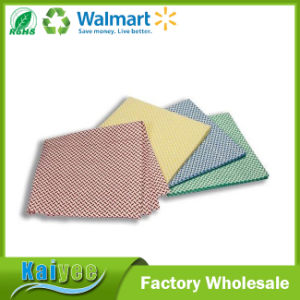Exquisite Foam Punched Cloth, Wholesale Custom Non-Stick Oil Cleaning Cloth pictures & photos