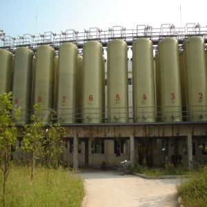 GRP FRP Chemical Water Storage Tank pictures & photos