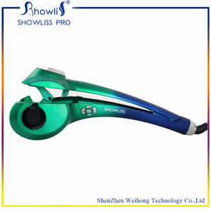 2016 Personalized Ceramic Machine Lady Wave Maker Hair Curler pictures & photos