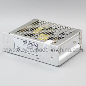 Ms-50-12 SMPS Single Output 50W Switching Power Supply with Ce pictures & photos