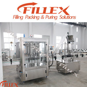 Automatic Oil Filling Capping Machinery pictures & photos