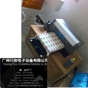 DTG Garment Textile Printer T-Shirt Printer with Direct Printing White Ink pictures & photos