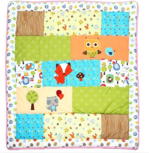 2016 Baby Quilt Patterns Colorful Animals Design Lovely for Baby pictures & photos