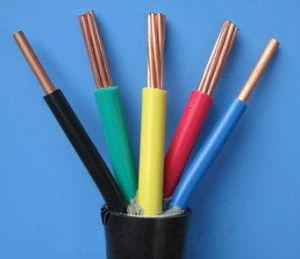 Copper PVC (XLPE) Insulated Copper Strip (Copper Wire) Armored PVC Sheathed Control Cable