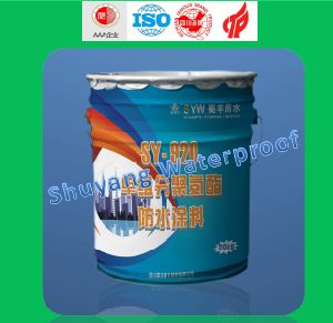Single Component PU Waterproof Coating pictures & photos