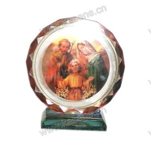 Crystal Islamic Gift Religious Items, Crystal Religious Decorative Mh-Lp035 pictures & photos