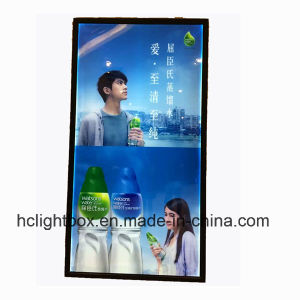 Advertising Display Boards Light LED Panel Indoor LED Display Advertising Light Box Sign pictures & photos