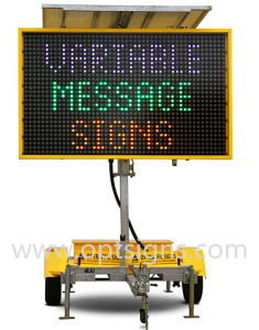 Ce En12966 Variable Message Signs pictures & photos