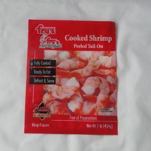 Printing Plastic Zipper Bag for Food Packaging pictures & photos
