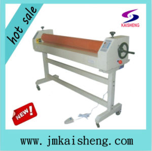 Professional Electric Cold Laminator 1600mm Graphic Electric Cold Roll Laminator