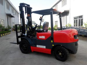 Best Sell 5.0 Ton Diesel Forklift Truck with CE Standard (CPCD50) pictures & photos