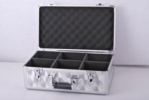 Aluminum CD DVD Storage Case pictures & photos