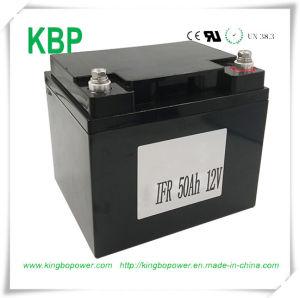 12V 50ah Solar Power System LiFePO4 Battery